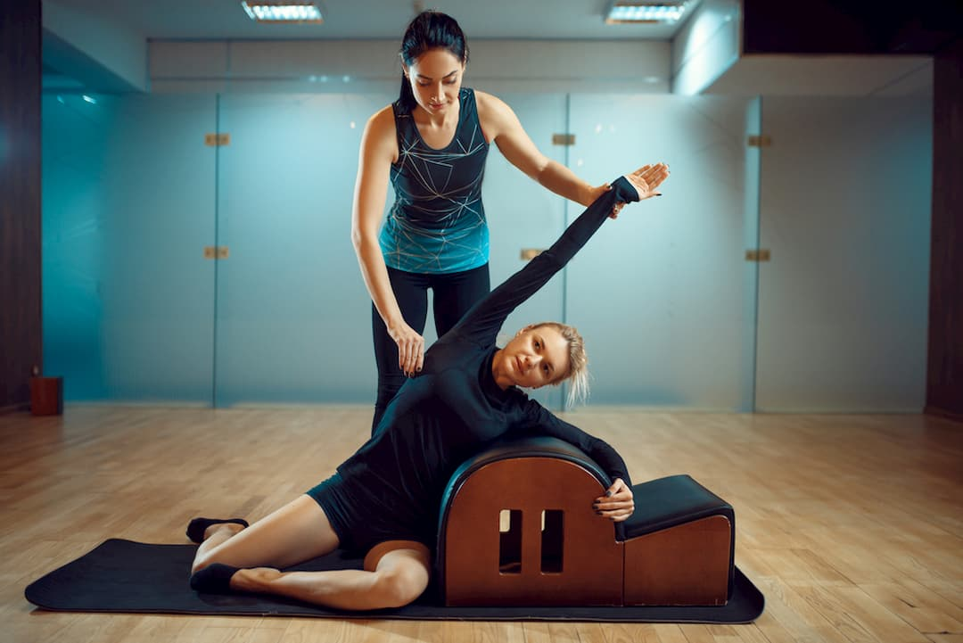 About Our Therapeutic Exercises & Studio Pilates